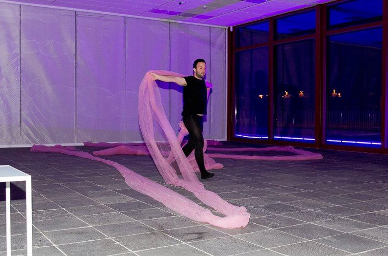 ballet für eine baustellung